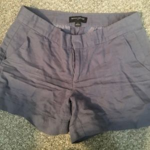 Banana Republic Grey Shorts